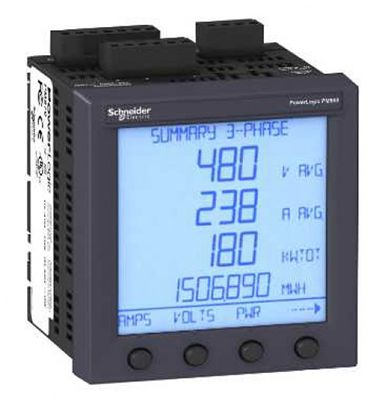 Power Monitoring & Metering